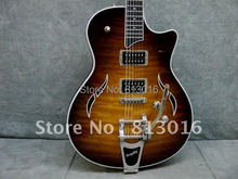 hot selling 2009 Tay Guitar Customised model T3/B Electric Guitar w/ Bigsby Electric Guitar Free shipping(China)