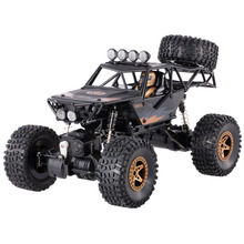 RUI CHUANG QY1911B 2.4GHz 4WD 1/12 Electric RTR Alloy High Speed Anti-crash Crawler RC Car Styling 4 Wheel Drive Crawler SUV(China)