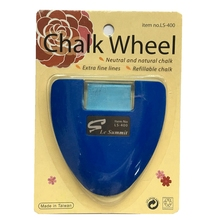High Quality, DIY Sewing Parts, Chalk Wheel, Tailor's Chalk, Four Different Colors Availabrle, Made In Taiwan 7YJ67(China)