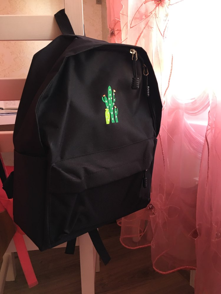 embroidery canvas backpack bag (7)