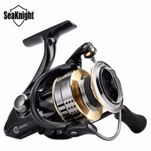 SeaKnight TREANT II Spinning Reel 2000H 3000H 4000H High Speed 6.2:1 Spinning Fishing Reel Aluminum Spool Carp Fishing Tackles(China)