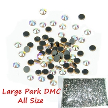 Big bags!Factory direct sale cheapest Golden AB YellowAB Iron On Hot Fix Rhinestones Wholesale DMC Hotfix Rhinestone for Clothes