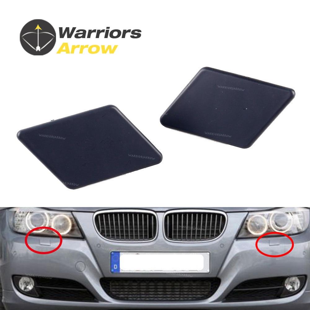 Bumper Cover Right Front Grey For BMW E90 E91 04-12 61678031308