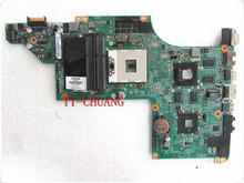 for HP DV7 DV7-4000 series motherboard 615307-001 HM55 NON-INTEGRATED ATI Mobility Radeon HD 5650 100% fully tested