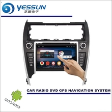 For Toyota Camry 2012~2016 America - Car DVD Player GPS Navi Navigation Android System Radio Stereo Audio Video Multimedia(China)