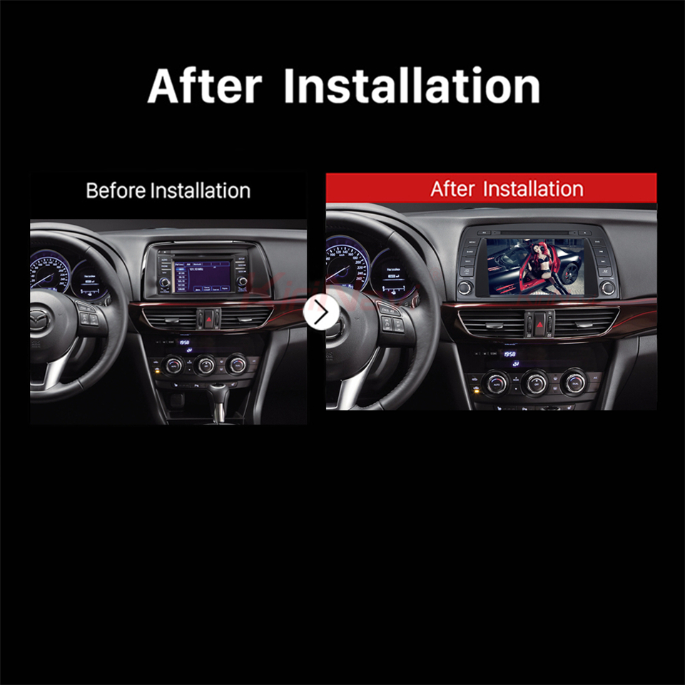 car multimedia system for Mazda Atenza (2)