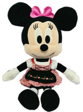 Original Special Minnie Mouse Cute Stuff Animal Plush Toy Doll Birthday Children Girl Gift(China)