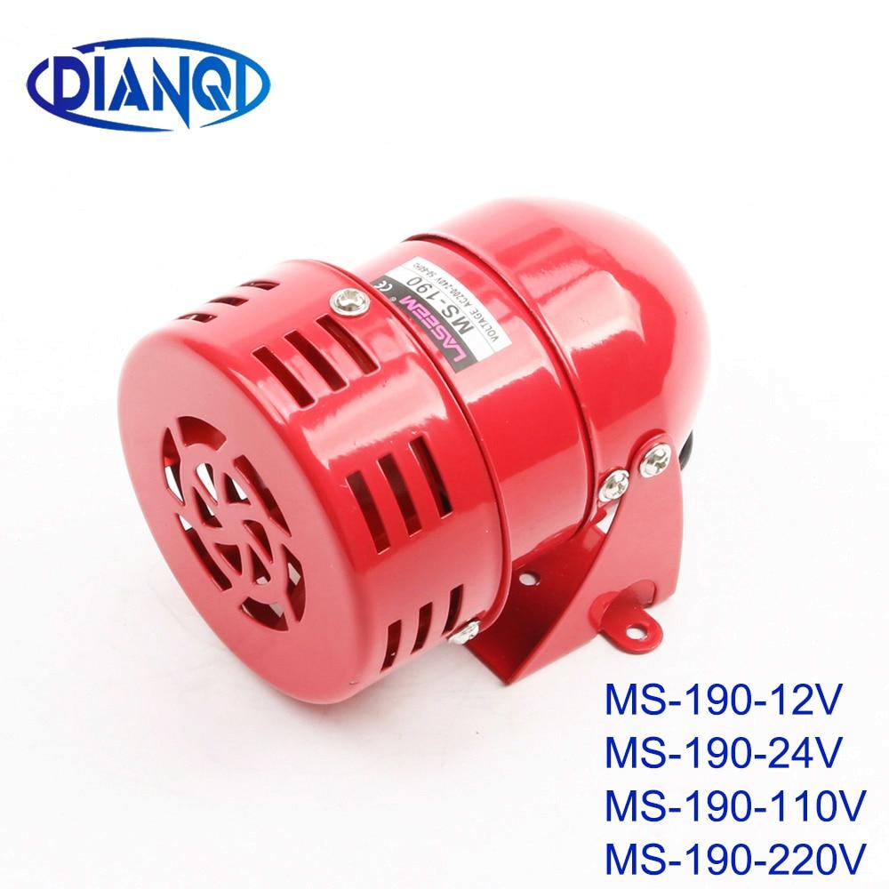 12VDC Universal Warning Buzzer and Light