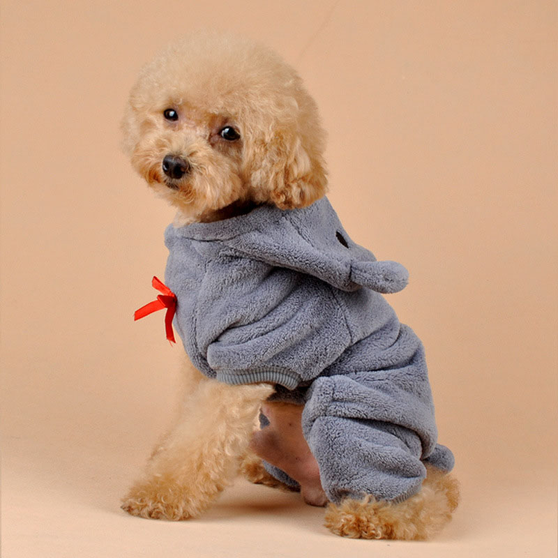 prativerdi Autumn Winter Costume Warm Love Cubs Dog Clothes Puppy Jacket Coat Soft Fluff Puppy Sweater For Pet Christmas Clothes4