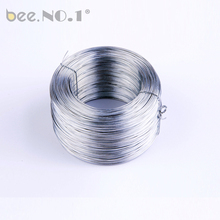 Good Quality Beekeeping Equipment Galvanized Iron Wire Beehive Wire 500g 1 Roll/Pack Beekeeping Wire