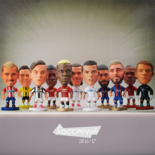 Factory Wholesale Link Soccerwe Football Doll Soccer Stars Lovely Action Figures Toys Collection Figurine Gift Free Shipping(China)