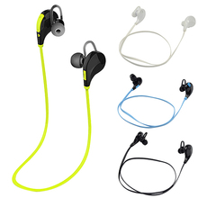 Fashion Wireless Bluetooth HandFree Sport Stereo Headset for Samsung iPhone