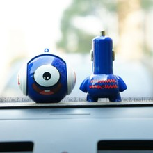 car usb phone cartoon charger lovely styling gift for girl