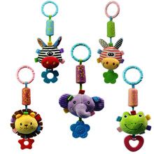 1pc Baby toys New Infant Toys Mobile Baby Plush Toy Bed Wind Chimes Rattles Stroller for Newborn
