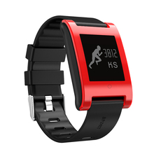 0.95'' OLED Screen Cheap Price Heart Rate Smart watch TB68 With Blood Pressure Monitor IP67 Waterproof Fitness Smartwatch(China)