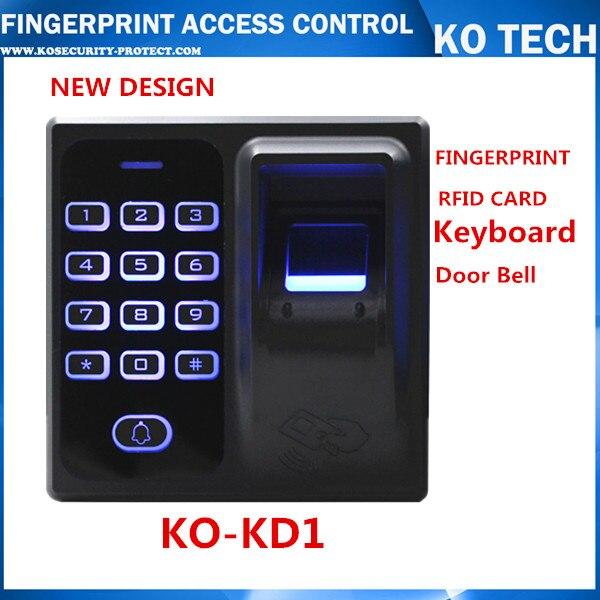Biometric Fingerprint reader door lock pin code Access Control EM card reader Free shipping! Door Access control terminal<br><br>Aliexpress