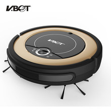 V-BOT GVR610D intelligent sweeping robot vacuum cleaner home sweep suction automatic wifi wireless one machine(China)