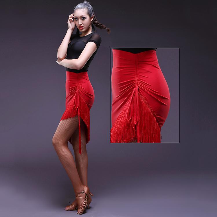 Latin Salsa Tango Rumba Cha Cha Ballroom Dance Dress (3)