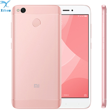 "Original brand new Xiaomi Redmi 4X Fingerprint ID Snapdragon 435 Octa Core 5.0"" 720P 13MP Camera mobilephone freeshiping(China)"