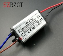 LED Driver 3W Waterproof IP67 300mA 1-3x1W LED Power Supply AC100-260V To DC3V-11V LED Driver(China)