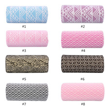 8 Patterns Washable Nail Art Hand Cushion Sponge Pillow Holder Soft Arm Rests Nail Art Small Manicure Hand Rests Pillow Cushion