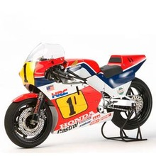 Assembly Motorcycle Model 14121 1/12 Honda Motorcycle NSR500 Contest In 1984