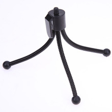 Universal Flexible Mini Portable Metal Tripod Stand for Digital Camera Webcam Wholesale High Quality