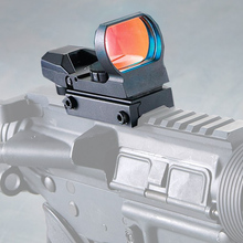 Hunting Scopes Optics Red Dot Sight 20mm Rail Sniper Pistol Airsoft Air Guns Reflex Rifle Scopes Holographic Sight(China)