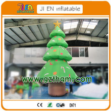 free air shipping to door,6m/20ft High Merry Christmas Giant Inflatable christmas tree