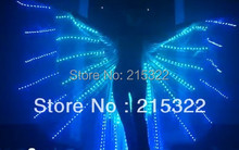 LED Wing /Light up /Lumious / Glowing /iluminate dance isis wings