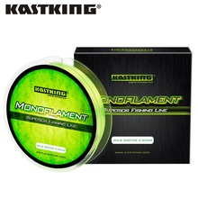 KastKing 275M Nylon Fishing Lline 0.2-0.5mm Saltwater and Freshwater Monofilament Line Premium Strong 4LB-30LB(United States)