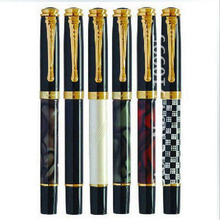Wholesale Promotion 6pcs/lot Jinhao 500 Deluxe Different Color Ballpoint/Rollerball/Ballpoint/Roller ball pen Free shipping Pens