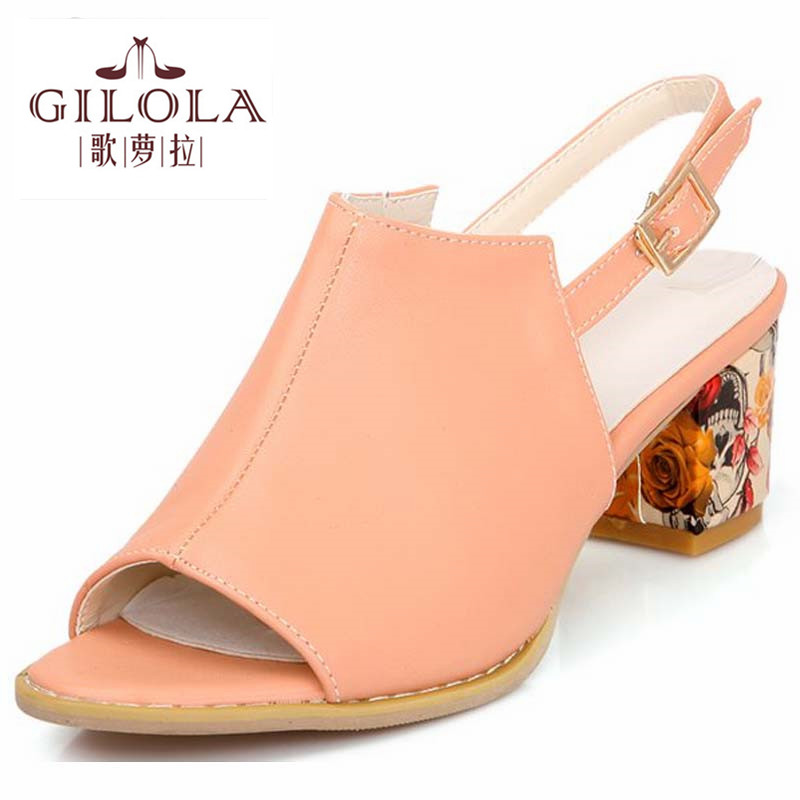 2016 new platform lady thin high heels women sandals spring summer shoes ladies womens shoes woman nude shoes #Y0572072F<br><br>Aliexpress