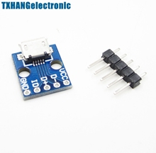 10PCS CJMCU Micro USB Interface Board Power Switch 5V Interface New
