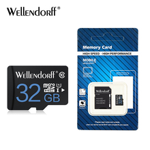 high speed Tarjeta SD 32GB 64GB Micro SD Card Memory Card TF Card 8GB 16 GB 4GB Flash Card microsd card for Phone/Tablet/Camera(China)
