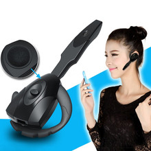 2016 hot Bluetooth 3.0 Headphone Wireless for Playstation 3 PS3 PC Cell Phone  black
