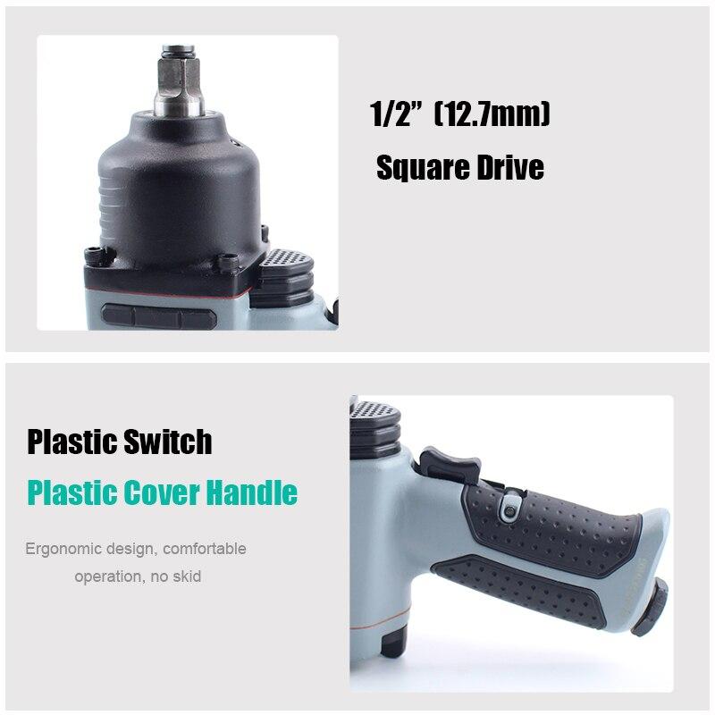 powerful pneumatic impact wrench 3