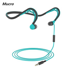 Original Headphone Brand Wired Earphone Super Bass Stereo Headset with Microphone Earbuds for Mobile Phone Earpods Airpods(China)