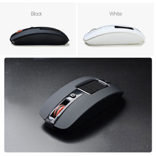 2016 Blue Light 2 4GHz Wireless font b Mouse b font Portable Cordless Game font b