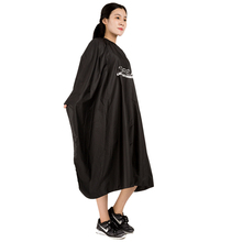 Recommend Professional Hair Cape For Hair Styling Waterproof 100% Polyester Hairdressing Cape Barber Salon Hair Cutting Gown O-9(China)