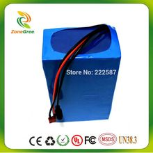 60V 15AH electric bike battery lithium battery power battery for motor tricycle,with charger