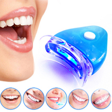 Dental Personal 3D Oral Hygiene Care White Light Kit LED Teeth Whitener Easy To White Your Teeth Cleaner Whitening(China)