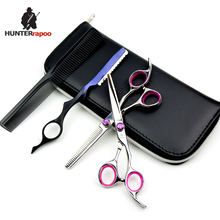 5.5''/6'' Hairdressing Scissors HT9160 Razor Cutting Thinning Scissors Japanese Haircut Shears Professional Barber Kit
