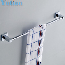 "Free Shipping (24"",60cm)Single Towel Bar/Towel Holder,Solid stainless steel,Chrome Finish,,Bathroom accessories"