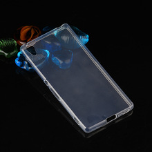 0.5mm Ultra-thin Clear Transparent Phone House for Sony Z2 Z3 Z4 Z5 Hot Selling New Style Phone Cases Covers Accessories On Sale