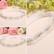 Fashion Girl Toddler Infant Hairband Headbands Baby Flower Accessories Rhinestone Hairband Knot Head Wraps