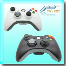 Original Refurbished Wireless Controller For XBOX 360 Joystick for Xbox360 Gamepad Black and White