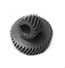1set 43t+18t Stone cutting machine gear (big gear d:35mm small gear d:16mm)(China)