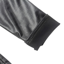 2 Color Good quality Girls black and dark blue Faux Leather Leggings Children Pants Leather Girls Pants