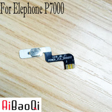AiBaoQi New Original Power On/Off Button Flex Cable FPC Elephone P7000 model